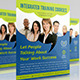 Corporate Training Flyer Vol.7 - GraphicRiver Item for Sale