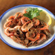 Fried Whole Shrimp Appetizer - PhotoDune Item for Sale