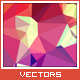 Colorful Polygon Backgrounds - GraphicRiver Item for Sale