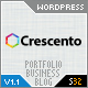 Crescento 5 in 1 - Business &amp;amp; Portfolio Theme - ThemeForest Item for Sale