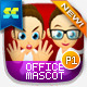 Female Office And Business Mascot Part 1 - GraphicRiver Item for Sale