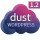 Dust - Responsive &amp;amp; Minimalist Theme - ThemeForest Item for Sale
