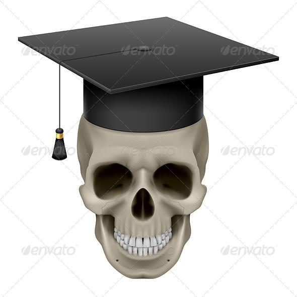 GraphicRiver Skull 4687644