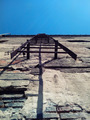 Old Iron Ladder at Concrete Wall - PhotoDune Item for Sale