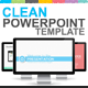 Gstudio Clean Powerpoint Template V2 - GraphicRiver Item for Sale