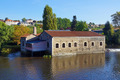 Old tannery along the Vienne River in France - PhotoDune Item for Sale