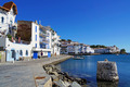 Coastal Mediterranean village in Spain - PhotoDune Item for Sale