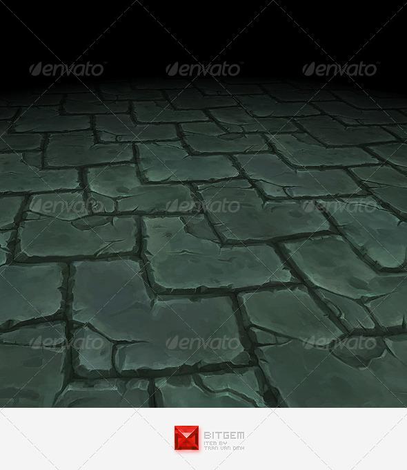 3DOcean Floor Texture Tile 14 4694795