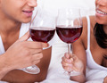 Couple Toasting Wine - PhotoDune Item for Sale