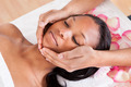 Woman Having A Massage - PhotoDune Item for Sale