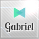 Gabriel Mail - GraphicRiver Item for Sale