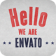 Kinetic Typo Promotion - VideoHive Item for Sale