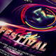 Holi Festival Flyer Template &amp;quot;Festival of Colors&amp;quot; - GraphicRiver Item for Sale