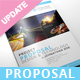 Gstudio Project Proposal Template - GraphicRiver Item for Sale