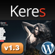 Keres Fullscreen Photography Theme - ThemeForest Item for Sale