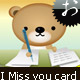 Miss you - Ecard - ActiveDen Item for Sale