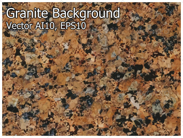 GraphicRiver Granite Background Vector 4701798