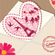Set of Vintage Valentines Day Postcards - GraphicRiver Item for Sale