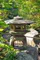 Japanese Temple Lamp Post - PhotoDune Item for Sale
