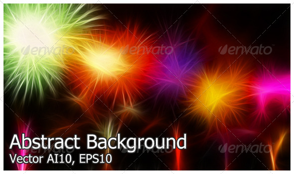 GraphicRiver Abstract Background Vector 4701922