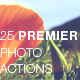 25 Premier Photo Actions - GraphicRiver Item for Sale