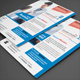 Sound Clean Corporate Flyer - GraphicRiver Item for Sale