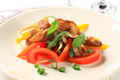 Oyster mushroom salad - PhotoDune Item for Sale