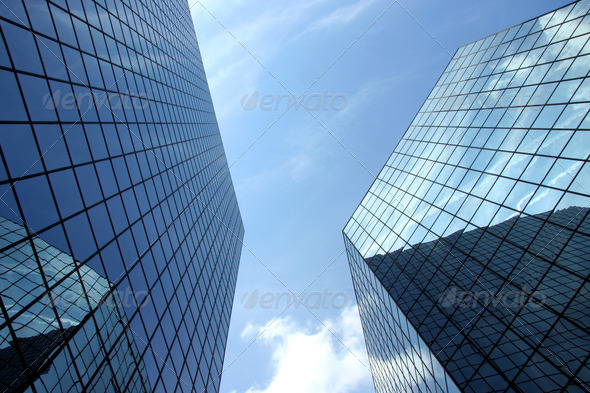 Modern Skyscraper - Stock Photo - Images