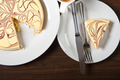Cheese cake and espresso coffee - PhotoDune Item for Sale