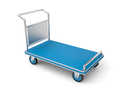 Airport luggage cart - PhotoDune Item for Sale