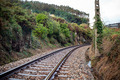 Old Rural Railroad at Northern Spain - PhotoDune Item for Sale