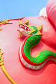 Thai dragon or king of Naga statue - PhotoDune Item for Sale