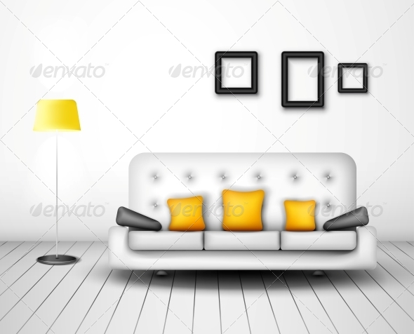 GraphicRiver Interior Design 4709694