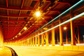 tunnel with car light - PhotoDune Item for Sale