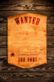 Wanted dead or alive. - PhotoDune Item for Sale