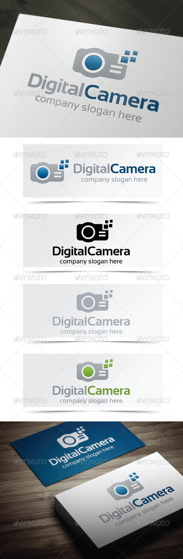 GraphicRiver Digital Camera 4710958