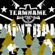 Paintball T-Shirt and Logo - GraphicRiver Item for Sale