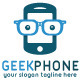 Geek Phone Logo Template - GraphicRiver Item for Sale