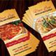 Restaurant Menu (Italian & Mexican) - GraphicRiver Item for Sale