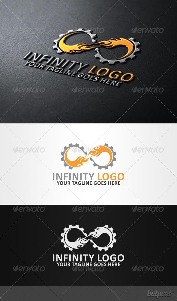 GraphicRiver Infinity Logo 4680604