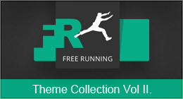 Free Running - Theme Collection Vol II.