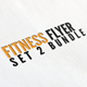 Fitness Flyer Bundle Set 2