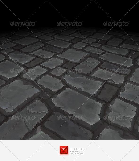 3DOcean Floor Texture Tile 16 4717061