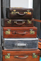 Vintage sutcases - PhotoDune Item for Sale
