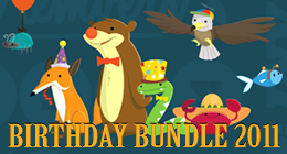 Birthday Bundle 2011
