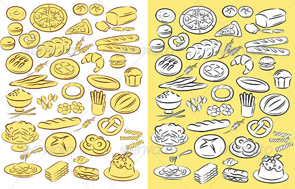 GraphicRiver Bakery 4720298
