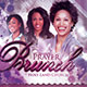 Prayer Brunch: Church Flyer Template