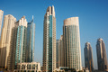 Modern buildings in Dubai Marina - PhotoDune Item for Sale