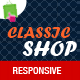 ClassicShop Responsive PrestaShop Theme  Free Download