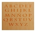 Wooden abc. - PhotoDune Item for Sale